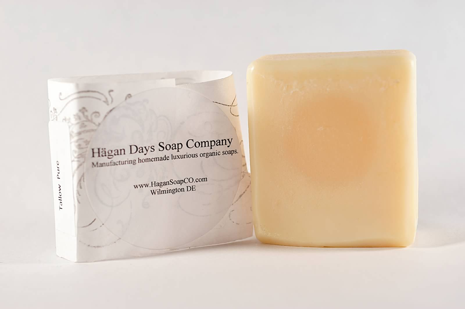 Pure Tallow Soap